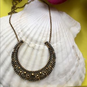 Jewelry - Miguel Ases Horn Necklace